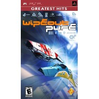 Wipeout Pure (輸入版)