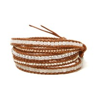 CHAN LUU(チャンルー) / BS-2620-13AW / Mix Wrap Bracelet (ブレスレット チャンルー ラップブレス)BS-2620-13AW 【PIE】