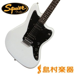 Squier by Fender Affinity Series jazzmaster HH AWT(ホワイト) ジャズマスター 【スクワイヤー by フェンダー】