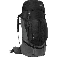 (取寄)ノースフェイス Fovero 70L バックパック The North Face Men's Fovero 70L Backpack Tnf Black/High Rise Grey
