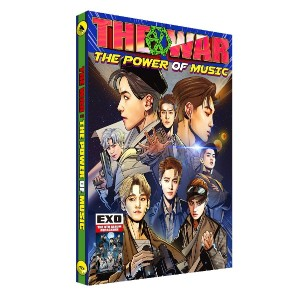 (Chinese) EXO - The War : The Power Of Music [4th Album Repackage]