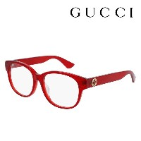 【GUCCI】 グッチ メガネ 正規販売店 アレッサンドロ・ミケーレデザイン GG0040OA 004 伊達メガネ 度付き 眼鏡 DEAL POP WEB Made In Italy DEAL...