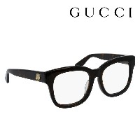 【GUCCI】 グッチ メガネ 正規販売店 アレッサンドロ・ミケーレデザイン GG0033OA 002 伊達メガネ 度付き 眼鏡 DEAL SYMBOLS Made In Italy DEAL...