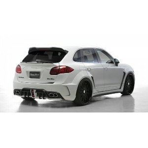 【Porsche Cayenne 10- | ヴァルド】PORSCHE CAYENNE 958 Sports Line Black Bison Edition '10~ D.T.M SPORTS...