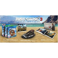 Just Cause 3 Collector's Edition (PS4) (輸入版)