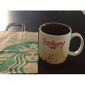トルコStarbucks City Mug