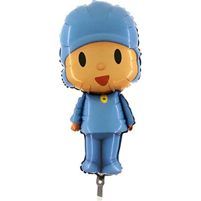 90cm Pocoyo Shaped Foil Balloon [toy]