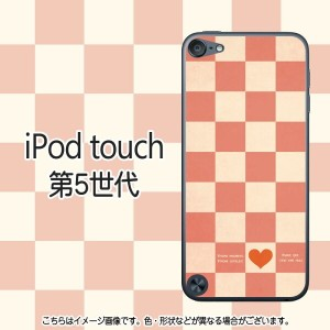 LoveryCheck(ピンク)-iPodtouch5ケース クリスマス