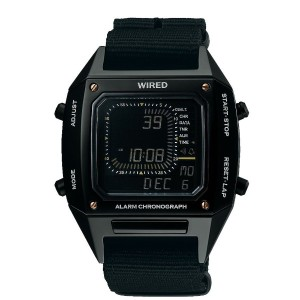 【SALE 30%OFF】SEIKO ワイアード WIRED 日常生活用強化防水(10気圧) メンズ