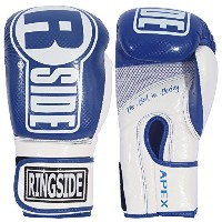 Ringside Apex Boxing Kickboxing Muay タイ Training グローブ ゲル Sparring Punching Bag Mitts (海外取寄せ品)