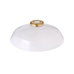 GENERAL GLASS SHADE 36 CL ジェネラル ガラス シェード φ36cm CL クリア 002420