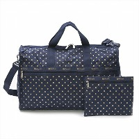 LeSportsac レスポートサック ボストンバッグ 7185 LARGE WEEKENDER SPECKLE DOT D954 [並行輸入商品]