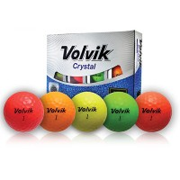 Volvik Vista Crystal Golf Balls【ゴルフ ボール】