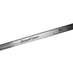 Aerotech SteelFiber i125cw Taper tip Iron Shafts【ゴルフ ゴルフクラブ>シャフト】