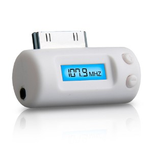 Naztech FM Transmitter & Charger for iPhone iPod iPad【ゴルフ その他のアクセサリー>ホーム/オフィス】