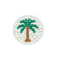 Bonjoc Original Collection Palm Tree Ball Markers【ゴルフ レディース>ボールマーカー】