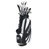 Callaway Strata Ultimate Package Sets【ゴルフ ゴルフクラブ>☆アイアン(3-Pw)☆】