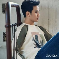 キム・スヒョンkim soo hyun ZIOZIA T SHIRTS + calendar + spring collection 2017
