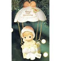 Enesco Precious Moments **Baby's First Christmas Ornament, 2002** 104204 by Precious Moments