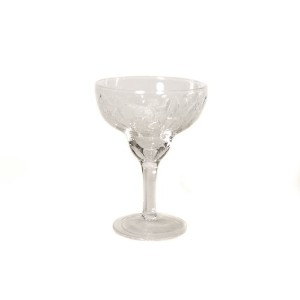 Artland Inc。シェルMargarita Glasses – 4のセット 14-Oz. 16002A