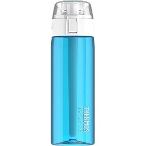Thermos 24 Ounce Hydration Bottle with Connected Smart Lid, Teal [並行輸入品]