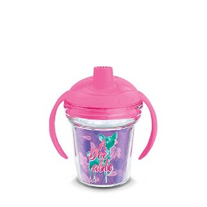 Tervis Adorable Doe Sippy Cup with Lid 6オンスクリア
