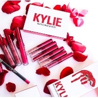 Kylie Valentines Day / Holiday Edition 6pcs Lipstick Matte Liquid Lipstick Lip Gloss Cosmetics