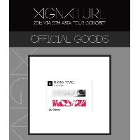 JYJ 2016 XIGNATURE  XIA 5TH AISA TOUR コンサート 公式グッズ  Photo Towel