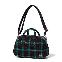 (ヘッド・ポーター) HEADPORTER LESSON 2WAY BOSTON BAG GREEN