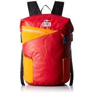 [チャムス] 防水デイパック Box Elder R/T Day Pack CH60-2130-R052-00 R052 Red/Orange