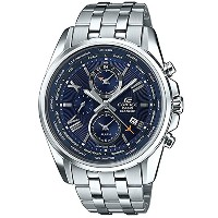 [カシオ] CASIO 腕時計 Edifice Blue Dial Stainless Steel Men's Watch EFB301JD-2A クォーツ EFB-301JD-2A 【並行輸入品】