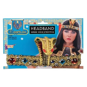 Egyptian Headband. (Costume Accessories) - Female - One Size