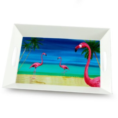 Creative Converting – Tropical Vacation Serving Tray