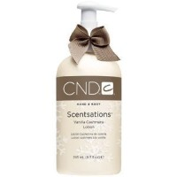 CND Scentsations Holiday Luxury Lotion Vanilla Cashmere with a hint of Jasmine - 8.3 fl. oz. by CND...