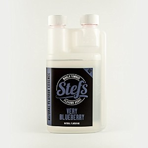 Stef's Very Blueberry - Natural Blueberry Essence 1L/34fl.oz