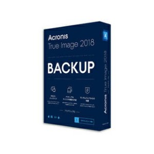Acronis 【学生・学校限定商品】Acronis True Image 2018 1 Computer Academic