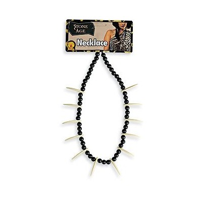 Caveman Cavewoman Witch Doctor Necklace