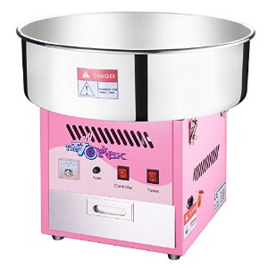 Great Northern Popcorn Commercial Quality Cotton Candy Machine and Electric Candy Floss Maker by...