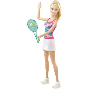 バービー人形 テニスプレイヤー ドール [Barbie Careers Tennis Player Doll/ MATTEL/CFR04]