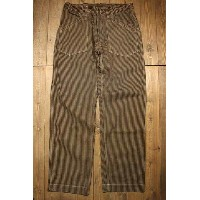 "AT-DIRTY""WORKERS PANTS""BROWN HICKORY【AT-DIRTY】(アットダーティー)正規取扱店(Official Dealer)Cannon Ball(キャノンボール)..."