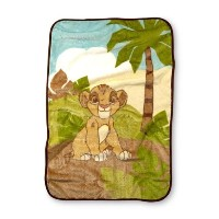 Disney Baby Infant's Lion King Blanket - 30 x 45 by Disney