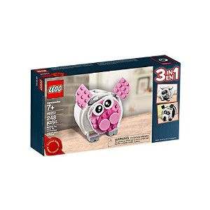 LEGO 40251 MINI PIGGY BANK 3 in 1 豚の貯金箱