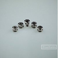 Titanium crank bolts for Brompton Folding Bike - Dino Kiddo