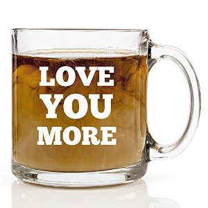 Love You MoreクリアMug and Bistro クリア