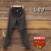 【Lee】スキニージェギンスデニム(LL1360-001) Lady's □ LADY LEE SKINNY JEGGINGS