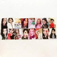 SM Town Girls Generation (SNSD) 6th Album Holiday Night Official Photocard set