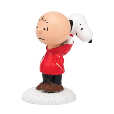 Department 56 フィギュア チャーリーブラウン Snoopy In The Hood #4038644 4038644