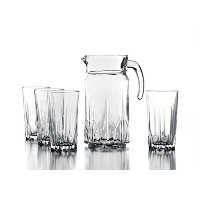 Florence 7 Piece Beverageセットwith Pitcher
