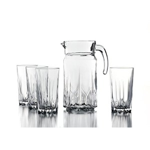 Florence 7Piece Beverageセットwith Pitcher