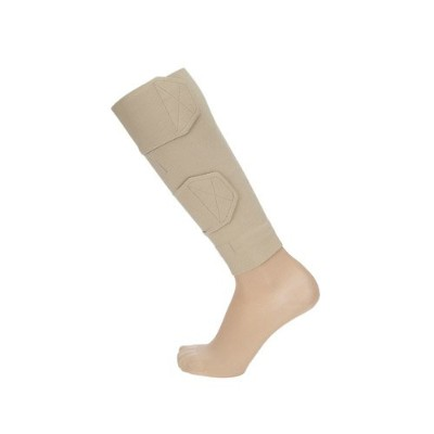 Circaid Juxta Lite Long Legging with Anklets, Large, 33cm by CircAid